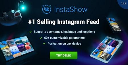 افزونه Instagram Feed نمایش مطالب اینستاگرام در وردپرس نسخه 3.5.0