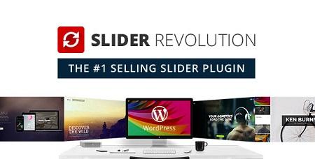 افزونه Slider Revolution ایجاد اسلایدر در وردپرس نسخه ۵٫۴٫۶