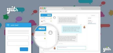 افزونه پشتیبانی آنلاین ووکامرس YITH Live Chat Premium