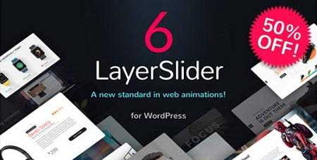 افزونه LayerSlider اسلایدر پیشرفته وردپرس نسخه 6.8.4