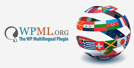 افزونه قدرتمند چند زبانه کردن سایت وردپرس WPML نسخه 4.1.2