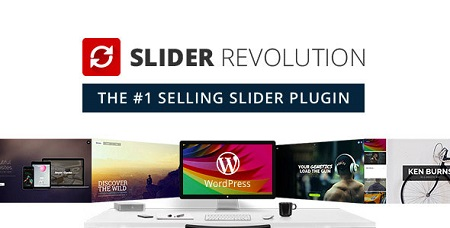 افزونه slider revolution نمایش و ایجاد اسلایدرهای مختلف در وردپرس