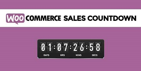 افزونه WooCommerce Sales Countdown شمارنده معکوس ووکامرس نسخه 2.15.0